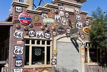 Route 66 / by Nancy Connolly