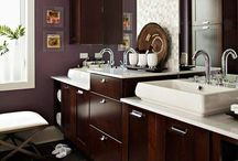 Lavish Homes: Bathrooms / by Inspired Decor