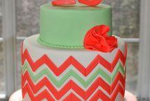 Cute cakes / by Linda D