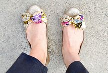 DIY shoe ideas  / by Diana Selby