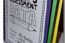 Class - Assess & Data / by Heather Bell