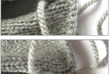 knitting / by Nicric Ricnic