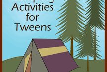 Camp ideas / by Girl Scouts of Wisconsin Southeast
