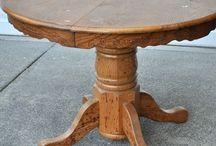 Repurposing Furniture / by Meghan Fiero