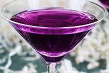 Purple Food & Drinks / Purple Foods and Drinks / by Nancy