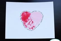 valentine craft / by Amy Dufresne Valenti