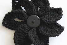 Crochet flowers / by Kristine Swiontek
