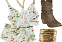 What to wear Wednesday / by Elisa Mitchell