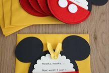 Mickey party / by Goreti Lima