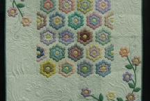 English paper piecing / by Patti Rusk
