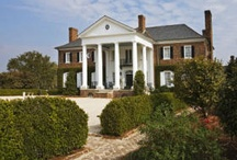 southern plantations / by Posey Hunter