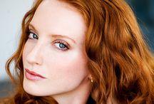 Red haired beauty <3 / by Jordan Pritchett