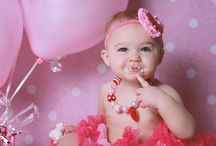 1st birthday baby girl ideas / by Jessica Cook