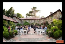 Willowdale Esate Weddings / A great, unique summer wedding venue! / by Person + Killian Photography