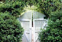 Gates / by Nancy Wilson