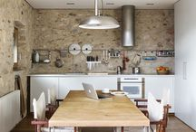 kitchen / by Basque Farmhouse in France