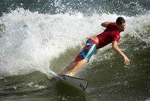 Surf's up! / The surf scene on beautiful LI Beaches! / by Newsday (Long Island)