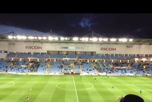 Coventry City FC  / by Robert Shoesmith
