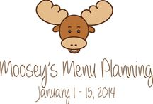 Moosey's Menu Planning / As I document my journey through menu planning, here are the recipes I've made and recommend. Hopefully you will find new dinner ideas!  / by Carla   Chocolate Moosey