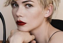pixie/short hair cuts for Cole / by D'esperer