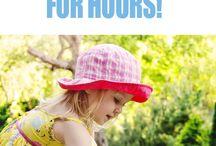 Toddler summer fun! / by Jennifer Uhl