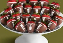 Super Bowl with the Kids / Super Bowl themed recipes and arts & crafts for kids / by Kidville
