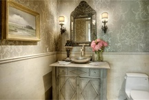 Powder Room / by Carrie @ Dittle Dattle
