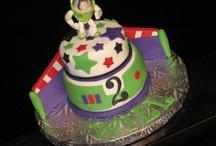 Buzz Lightyear Party / by Crystal Ybarra