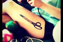 Tattoos / by Kenzie