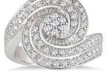 Fashion Diamond RIngs / by Szul Jewelry
