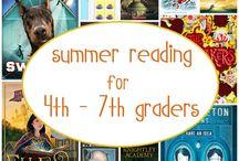 Kids Summer Reading / by Jennifer Thayer Knight