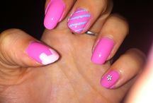 Nails / by Coral Witney