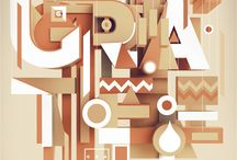 typography / by jorge mario vergara muñoz