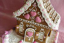 gingerbread house / by JenMarie EmbellishingLife
