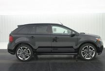Ford Edge / 2013 Ford Edge Sport / by Long McArthur