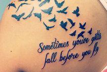 Tattoos / by Tracy Barnett