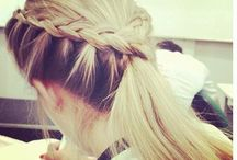 Hair / by Pauline Verbeurgt