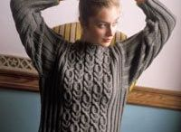Cable Knitting / Do you know how to cable knit? Learn the basics (and try some more difficult patterns) in our board full of cable patterns. / by Knitting Daily