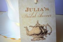 Brandi's bridal shower  / by Jenna Copper