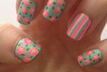 Nails! / by Kay Fitzpatrick
