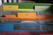 Organizing / by Stephanie Bryan
