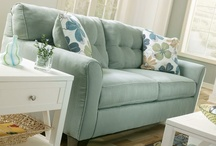 Our Coastal Living Room / by Meghan Fuss
