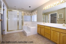 Bathroom Lighting Ideas / by DIY Home Remodel