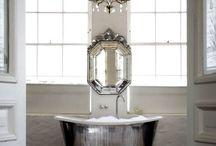 bathroom inspiration / by Nicole Bigi