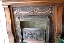 Antique Mantle Love / by Chrystina Vest