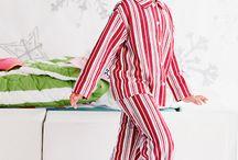 Matching Christmas Pajamas / by Complicated Mama