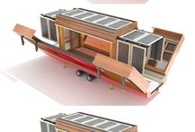 Flat-pack cabins / by Roger Darnell