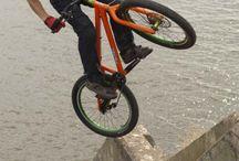 biking / by Eric Willness
