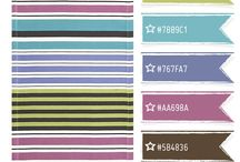 Color Schemes / by Andrea B