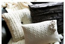 Pillows & Cushions / by Nicole Lowe